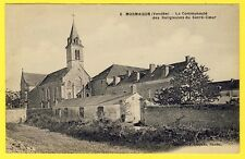 cpa 85 - MORMAISON (Vendée) La Communauté des RELIGIEUSES du Sacré Coeur