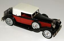 MATCHBOX MODELS OF YESTERYEAR Y-13 1930 PACKARD VICTORIA 1:46