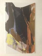 Michael Heizer, Private View invitation carte, Gagosian Gallery, 2016