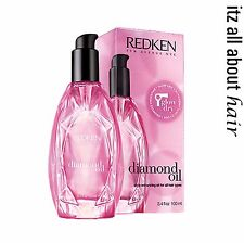 Redken Diamond Oil Glow Dry 100ml Blow Dry Shine Oil