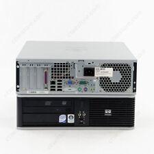 PC HP DC5800 SFF E7400 2GB 250GB PICCOLO COMPATTO CORE 2 DUO DVD OFFERTA