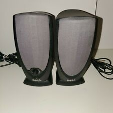 Dell Laptop Computer Speakers Connect with Audio Cable