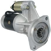 Motorino di avviamento sostituisce Hitachi s13-112 per Isuzu, Opel, Vauxhall