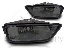 04-08 Acura TL Fog Light JDM w/Wiring Kit & Wiring Installation - Smoke