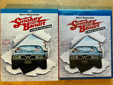 Smokey And The Bandit 3-movie collection (Blu Ray)