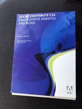 Adobe Contribute Cs3