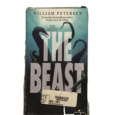 The Beast On VHS 1995 William Peterson