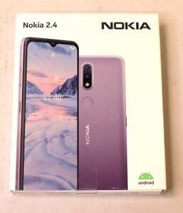 *NEW/SEALED* GSM UNLOCKED NOKIA 2.4 TA-1274 DUAL SIM 32GB - CHARCOAL GREY