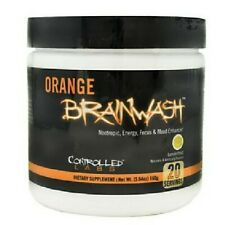 Orange Brainwash Lemon Frost 20 Servings
