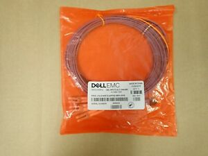 New Dell CBL-MPO12-4LC-OM4-5M MPO/UPC to 4x LC Duplex/UPC Breakout Cable - YKRT2