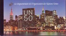 UNO Genf postfrisch 1995 Markenheft  MiNr.  0-1  50 Jahre Vereinte Nationen