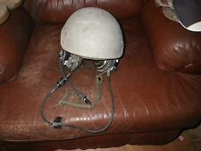 MILITARY CVC COMBAT VEHICLE CREWMAN HELMET KEVLAR SHELL BOSE HEADSET Med DH-132b