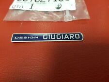 Maserati Emblem  Emblem - Design GIUGIARO Neu Original