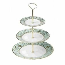 New Royal Crown Derby 1st Quality Darley Abbey 3 Tier Cake Stand