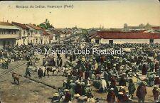 PERU HUANCAYO MERCADO DE INDIOS 13 16888