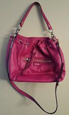 NWT COACH Shoulder Bag/Cross Body Pink Silver Hardware Ret. $358