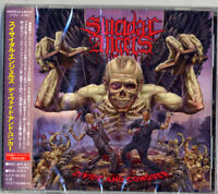 SUICIDAL ANGELS-DIVIDE AND CONQUER-JAPAN CD BONUS TRACK F75