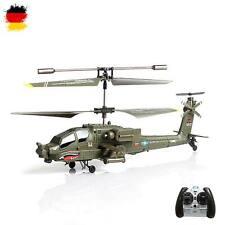 Syma S109 3.5 Kanal RC ferngesteuerter Apache-AH-64 Hubschrauber-Modell mit Gyro