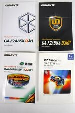 4 Gigabyte User Guide Manuals