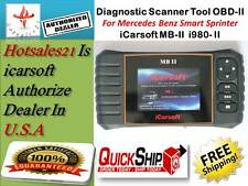 MERCEDES BENZ SPRINTER Diagnostic Scanner Tool SRS ABS BRAKE SERVICE LIGHT RESET
