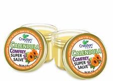 Calendula Comfrey Super Salve,Balm Soothes Baby Bottoms, Eczema, Hand Cream for