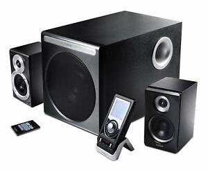 -GB- EDIFIER S530D 2.1 Soundsystem Lautsprechersystem Subwoofer Musikanlage Kino