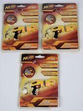 Nerf Gun Design  2GB USB Flash Drive  - 16056   Lot of 3