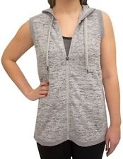'Active Life' Women'S Performance Full-Zip Hooded Vest Size: Med Msrp: $78 Nwt