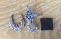 Warhammer 40k Metal Eldar Swooping Hawk & Wings OOP