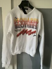 DSQUARED 2 sweatshirt sweater  jumper top  100% authentic ultra rare
