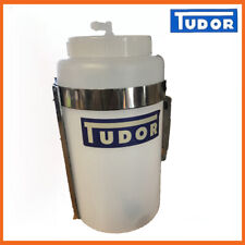 Tudor Windscreen Washer Bottle and Stainless Steel Holder Classic and Kit Cars
