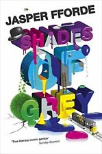 Shades of Grey, Fforde, Jasper Paperback Book The Cheap Fast Free Post
