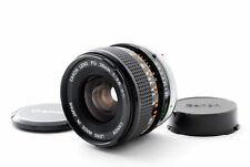 [Near MINT] Canon FD 28mm f2.8 s.c. sc Wide Angle MF Manual Lens From JAPAN