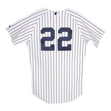 Roger Clemens Majestic New York Yankees Authentic On-Field Home White Jersey 40
