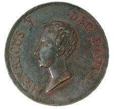 FRANCE - HENRI V - MODULE 5 FRANCS 1831