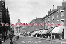 LO 364 - Shops in High Road, Balham, London c1915 - 6x4 Photo