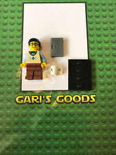 Lego Series 7 Male Computer Programmer Minifigure NEW GENUINE !!!