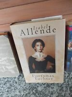 Fortunas Tochter, ein Roman von Isabel Allende, aus dem Verlag GGP Media