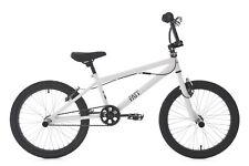 """20"""" BMX Bike Freestyle Fahrrad Rad Fatt weiß KS Cycling 654B"""