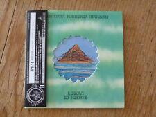 PFM: L'Isola di Niente Japan CD Mini LP BVCM-37500 (banco goblin elp le orme Q