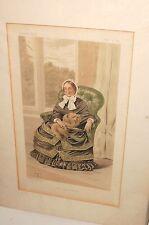 """Vanity Fair - """"The Lady Holland""""- 1884"""