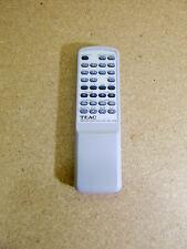 Genuine Teac RC-1039 Remote control