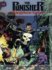 The Punisher - Kingdom Gone - Hardcover 1st Printing 1990