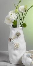 Vaso/Fiori 22,7 cm in porcellana Collezione Mandorle by Paben