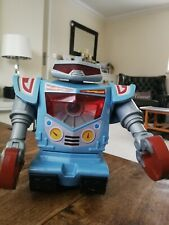 """Rare Sparks toy story robot large 8"""" Tall Thinkway. Disney/Pixar"""