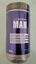 4LIFE Transform MAN (1 bottle) 120 CAPS FREE Shipping EXP 06/18