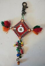 Accessorize Bag Charm Early 2000s Boho Mexican embellished