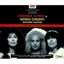 Love can build a bridge (& Chrissie Hynde & Neneh Cherry with Eric Clapton)