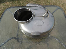 The Surge Milker Babson Bros Co.Stainless Cow Milking Bucket-SELLING AS IS