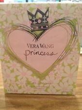 VERA WANG PRINCESS FLOWER PERFUME 3.4 OZ / 100 ML SPRAY WOMEN NIB SEALED BOX